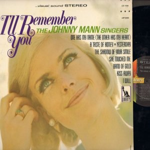 Johnny Mann Singers - Yesterday