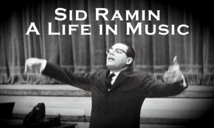 Sid Ramin - A life in music - Still uit video Overture