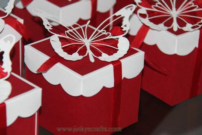 Wiley Valentine Monogram Wedding Invitation