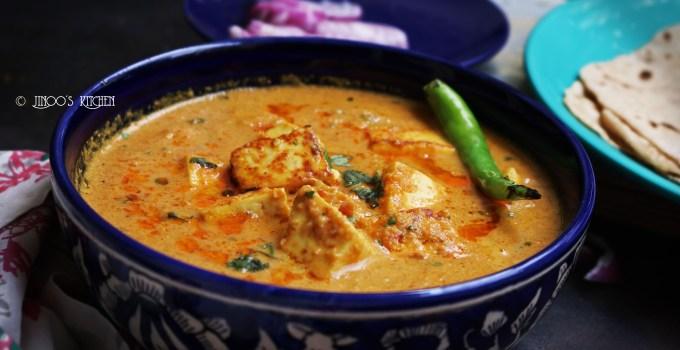 Creamy Paneer masala | Paneer Butter masala recipe