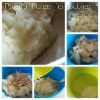 Baby foodz – Creamy Potato mash for Babies – How to Make Potato Puree for Babies – Potato for Babies – Baby Food Recipes  – Weight Gaining Baby Food Recipes