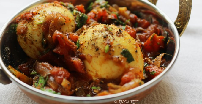 Egg roast masala | Kerala style Egg Curry without coconut milk