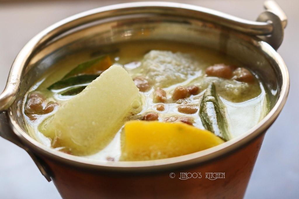 Onam Special Olan ~ Sadhya Recipes