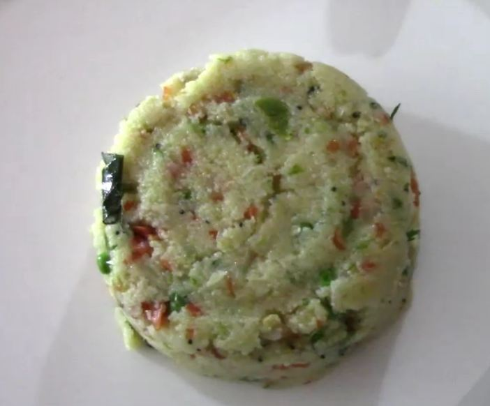 Hotel Style Rava Upma Recipe ~ Vegetable Rava Upma