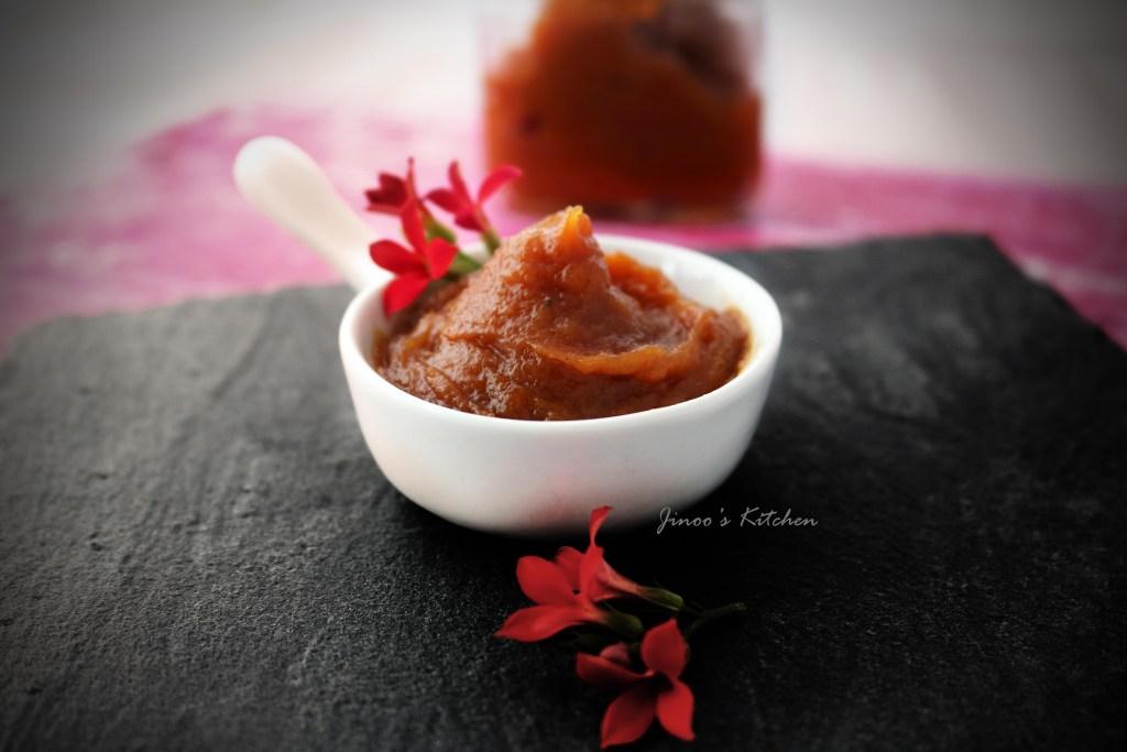 Chakka Varattiyathu – Jackfruit preserve