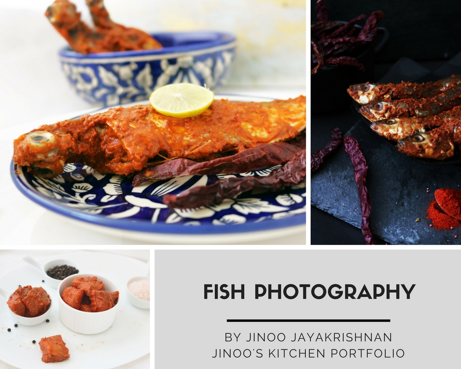 Fish Photography – Fish and the Jinoo's Kitchen