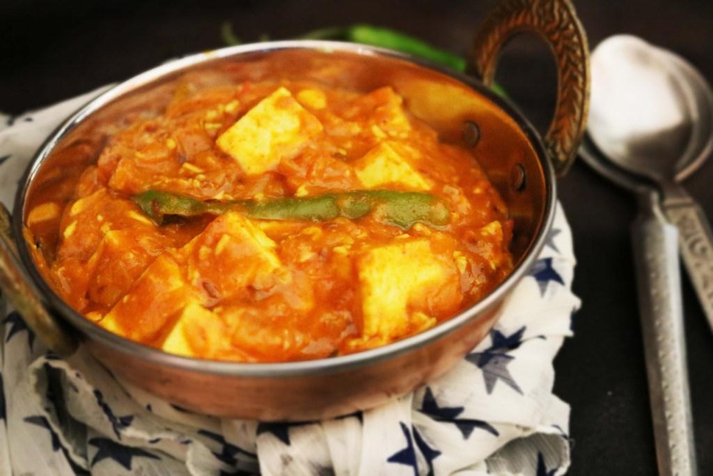 Paneer Lababdar recipe | Dhaba style