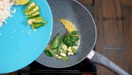 Lemon Sevai Recipe