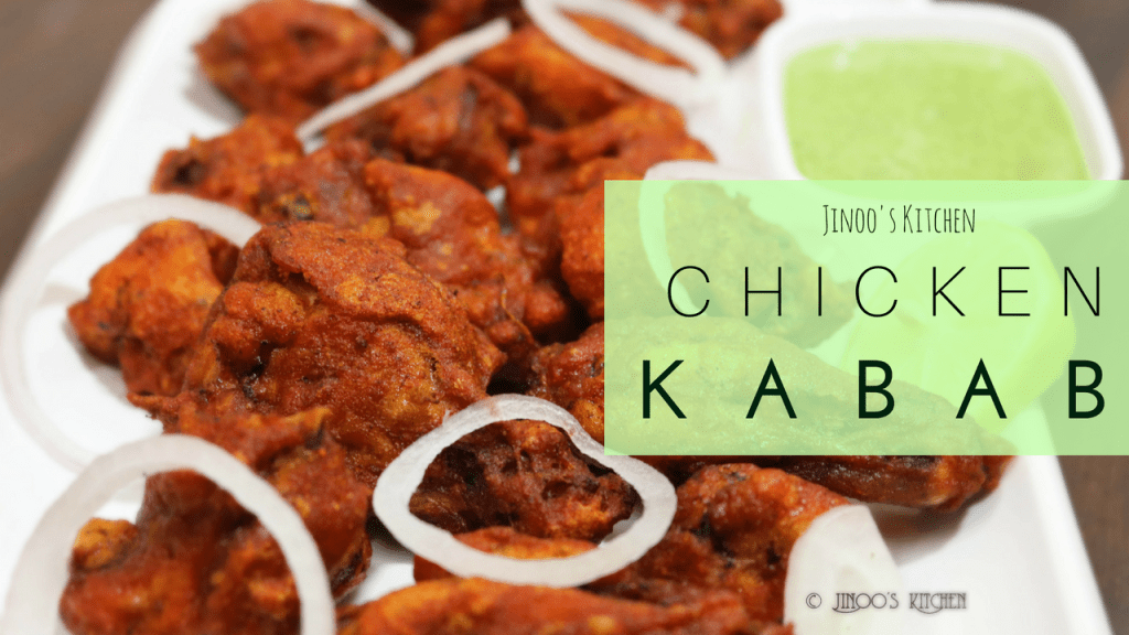 Fried Chicken Kababs recipe | easy and simple street food style chicken kabab recipe