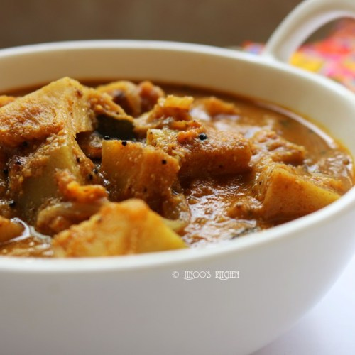 kadachakka curry
