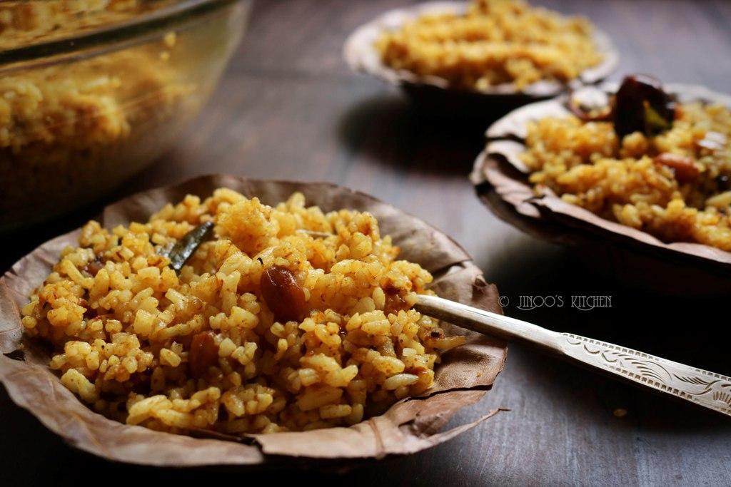 Puliyodharai recipe   tamarind rice   puliyogare recipe   Kovil puliyodharai