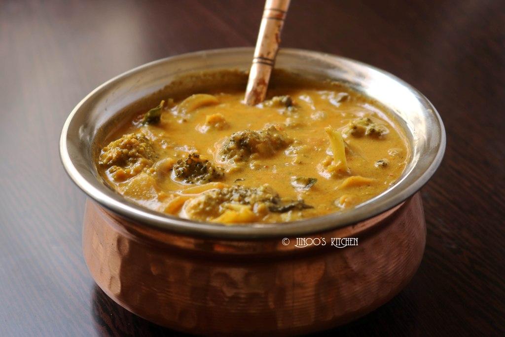 Broccoli masala recipe Indian style | Broccoli gravy recipe for chapathi | Broccoli peas kurma