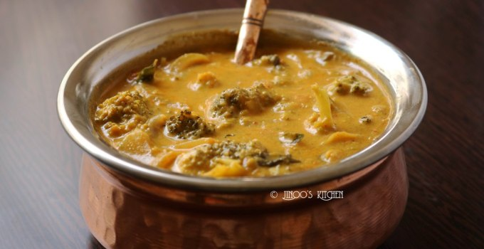 Broccoli masala recipe Indian style | Broccoli gravy recipe for chapathi | Broccoli peas kurma