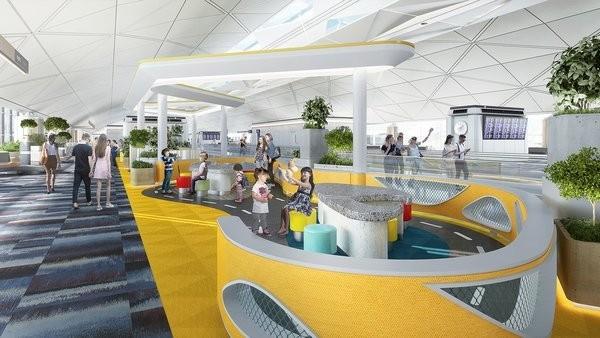 Lead8獲選香港國際機場一號客運大樓翻新首席設計師