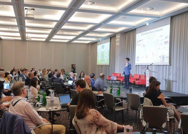 Vinamilk作為亞洲代表出席2019全球乳製品峰會