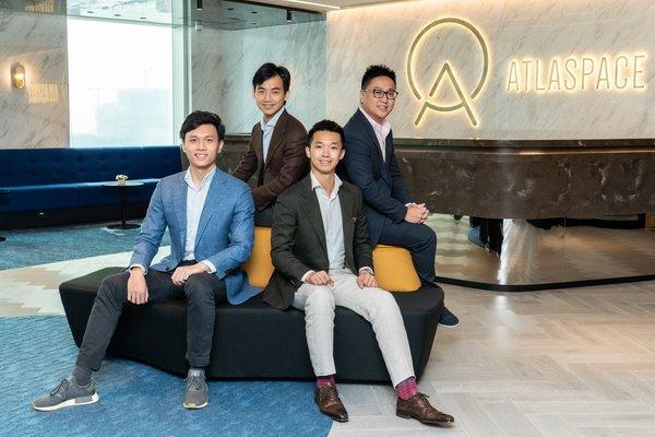 區塊鏈技術平台Liquefy進駐ATLASPACE支援金融科技社群