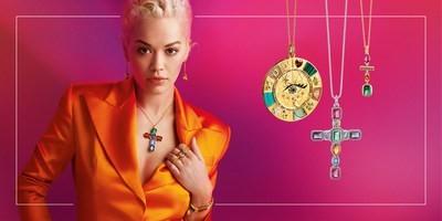 Rita Ora自2019年秋/冬時尚季起擔任THOMAS SABO全球品牌大使