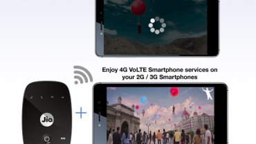 How to make phone calls using jiofi2 router