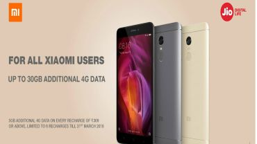 Jio Xiaomi Additional Data offer