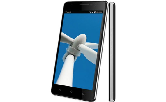 Lyf mobile Wind 4S Black New Mobile