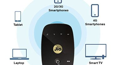 Jiofi login id password change
