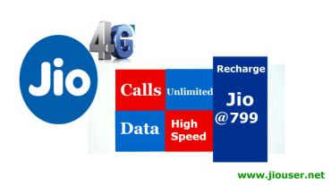 Jio 799 Recharge Plan