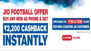 Jio Recharge Cashback offer new tariff plans