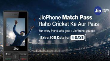IPL Recharge Offer Jiophone Match Pass