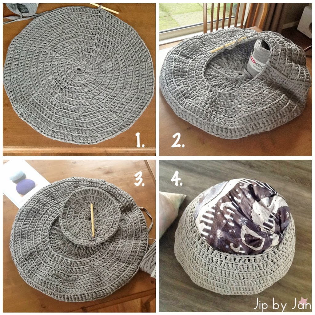 Zpagetti Pouf By My Sister Jip By Jan
