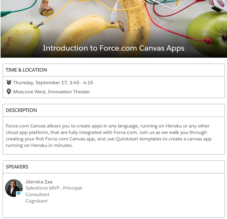 Introduction to Force.com Canvas