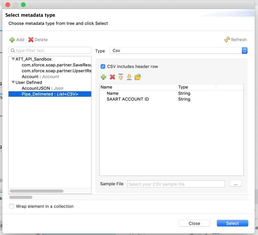 Mulesoft Transformation Message Metadata