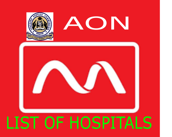 Aon hospitals and service providers