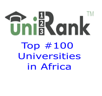 Top 100 best universities in Africa