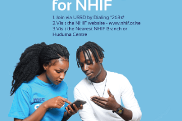 Register for NHIF in Kenya and requirements