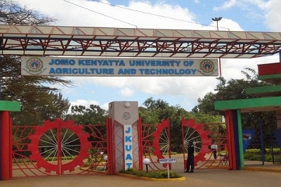 List of undergraduate courses and post graduate offered at JKUAT