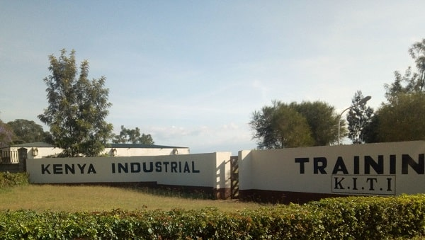 KITI courses offered at Kenya Industrial Training Institute