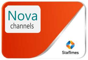 Startimes Kenya Nova bouquet channels and price