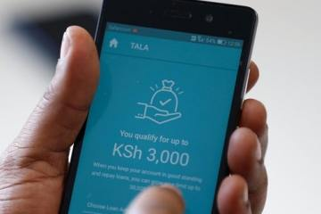 Mobile loan apps in Kenya