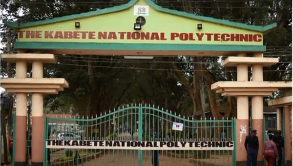 The Kabete National Polytechnic courses, requirements and fees