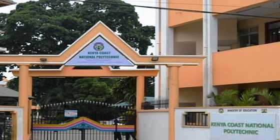 Kenya Coast National Polytechnic courses and requirements