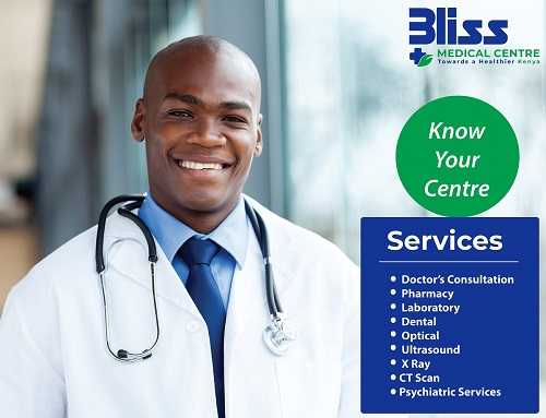 Bliss Clinics Branches