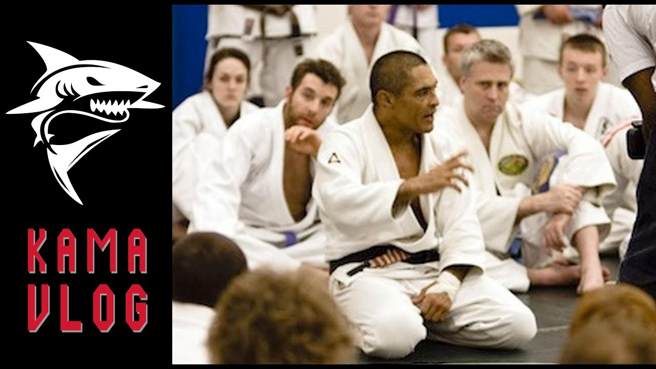How Good is Rickson Gracie? Stories from Jack - Kama Vlog