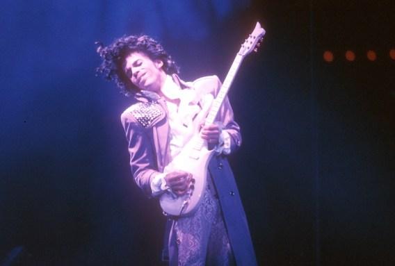 Prince, Purple Rain, 1984