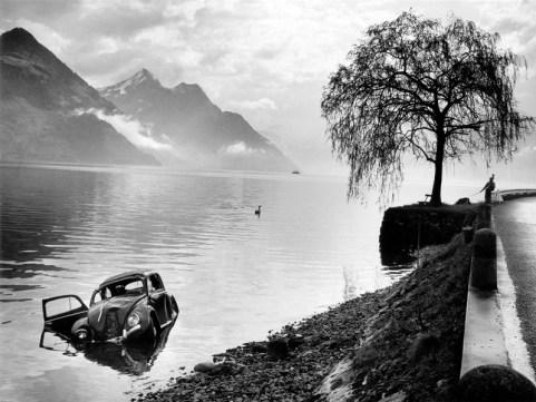Arnold Odermatt, Buochs, 1965, © Urs Odermatt, Windisch, Switzerland; Courtesy Galerie Springer Berlin, © Bildrecht, Wien 2014