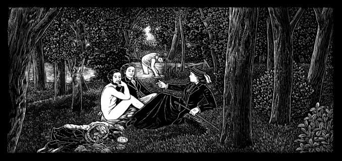 Ethometer, Illustration zu »Schmythologie – Wer kein Griechisch kann, kann gar nichts« von Jochen Schmidt C.H. Beck, 2013