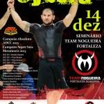 Seminário com Roberto Cyborg Abreu na Team Nogueira Fortaleza