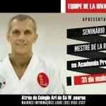 Seminário com Ricardo De La Riva em Fortaleza