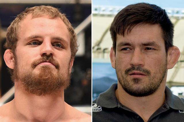 Damian Maia vs. Gunnar Nelson