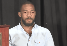 Jon jones set up for fail drug test