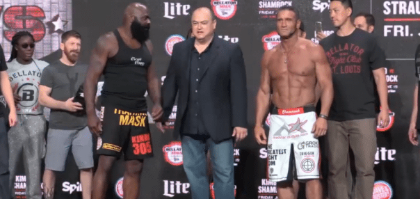Kimbo vs Shamrock 2